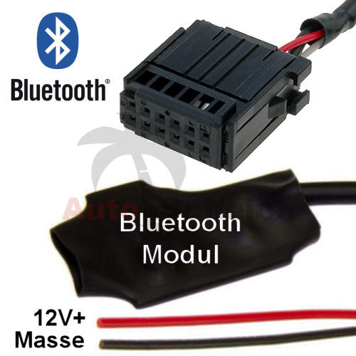 aux in bluetooth adapter kabel f r ford focus fiesta. Black Bedroom Furniture Sets. Home Design Ideas