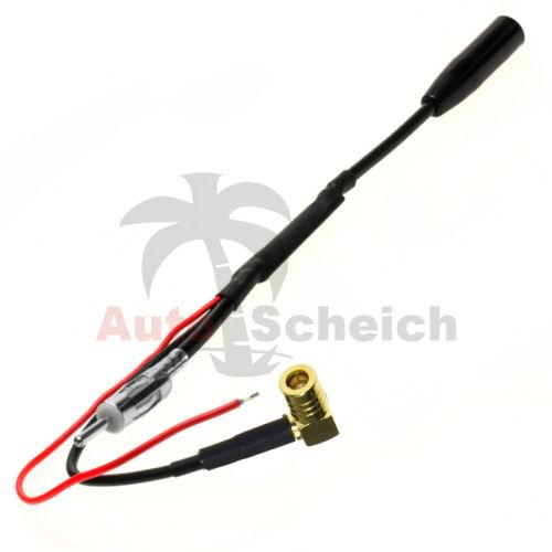 dab antenne splitter radio adapter aktiv f r jvc kenwood. Black Bedroom Furniture Sets. Home Design Ideas