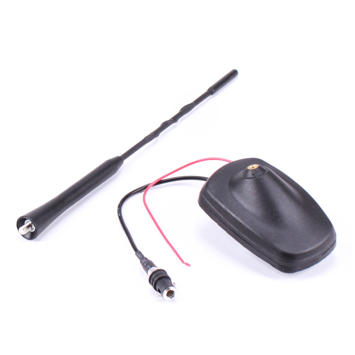 Antenna TETTO-AUDI-VW-VOLVO v40-bmw MINI-Stab-ANTENNA-ANTENE